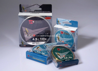 Spool Packaging Nylon Fishing Line