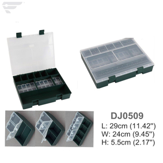 DJ0509 Large -Sized Carp Fishing Box