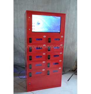Dedi Cell phone charging kiosk