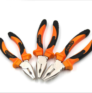 Hand Tools Combination Pliers with PVC Handle
