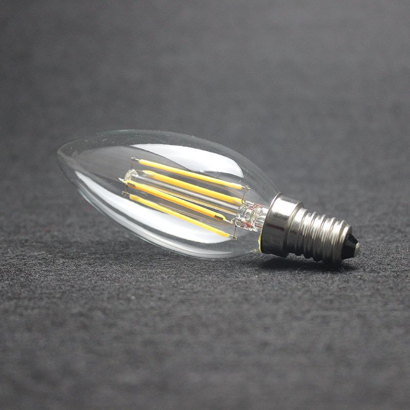 C35 2W E14 LED Filament Lamps