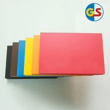 colored pvc foam board/sheet for advertising and furniture manufacturer