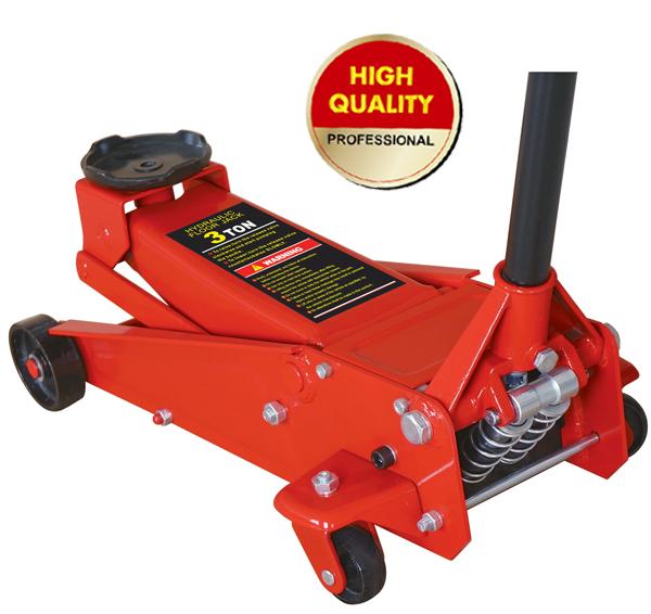 3 Ton Hydraulic Floor Jack With Dual Pump Buy Car Jack 3