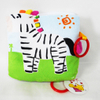 BSCI Audit Factory Soft Baby Cloth Book For Children Toy