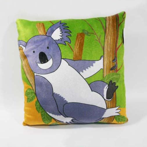 Custom Factory OEM Soft Plush Koala Pillow