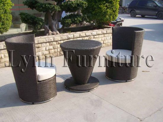 Garden Chair and Table Set (LN-053)
