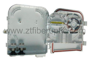 FTTH Wall Mounted Splitter Distribution Box