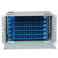 72 Ports Rack Mount Optical Distribution Frame