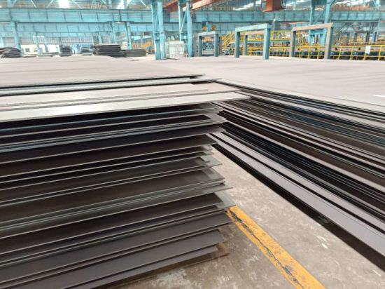 Hot Rolled High Strength Structural Steel Plate
