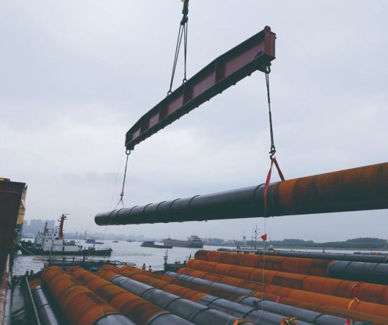 Large Size Hot Rolled Carbon Steel Pipe