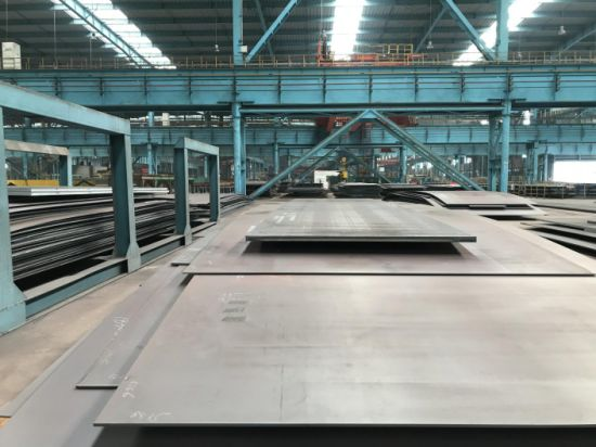 Low Alloy Highstrength Steel Plate for Manufacturing Welding Structural Parts for Engines