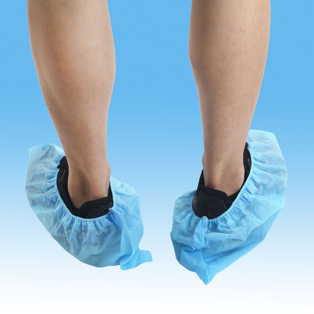 Disposable Nonwoven Shoe Cover, Non Woven SBPP Overshoes