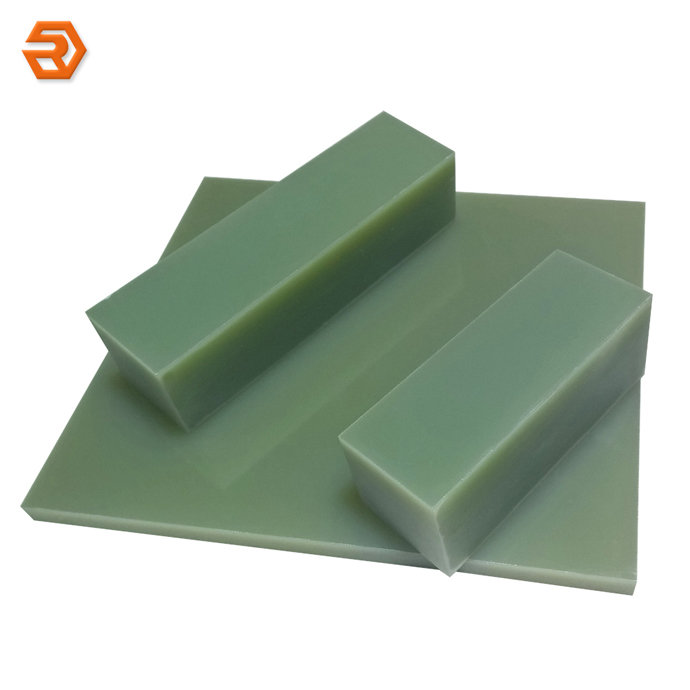 Ultra Thick Epoxy Resin Fiberglass FR4/G10 Sheet/Plate for Making