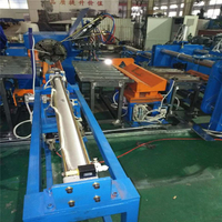 Seamless Extinguisher Cylinder Bottom Closing Machine