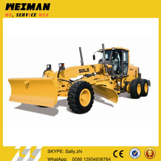 Brand New Grader Road G9190 Made by Volvo China Factory