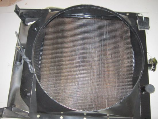 4190000411 Water Tank Radiator for Sdlg Loader