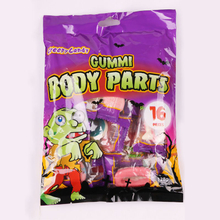 Halloween Oran Gummy Candy