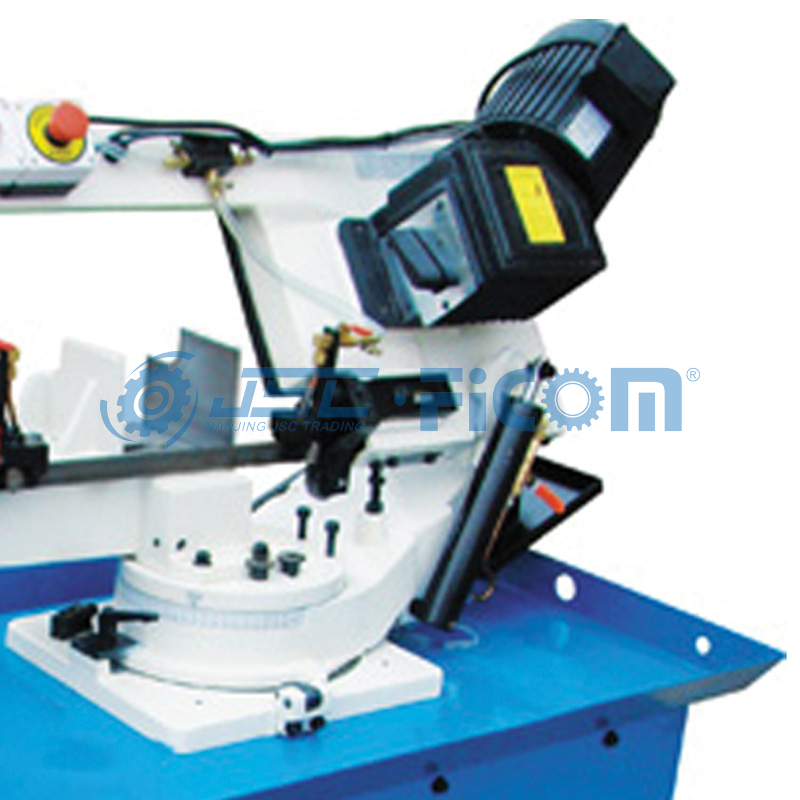 BS-912GDR Belt Driving Metal Band Saw