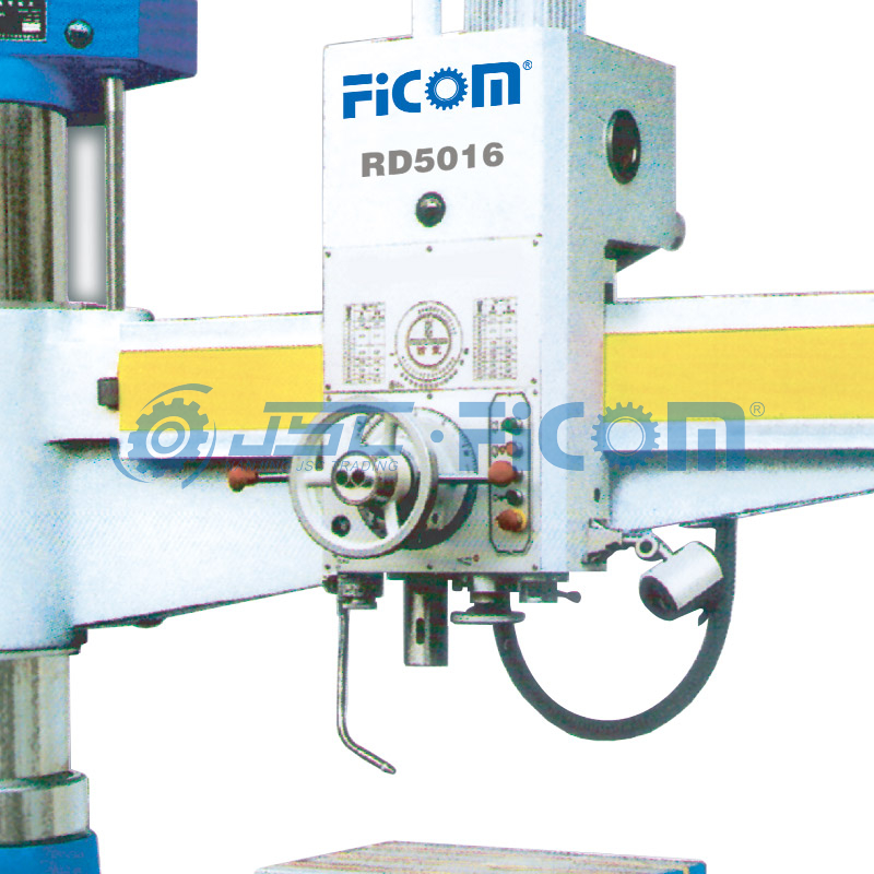 RD3210/RD4010/RD5016/RD5020/RD6320/RD8025 Radial Drilling Machine