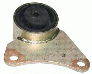 Engine mounting for PEUGOET