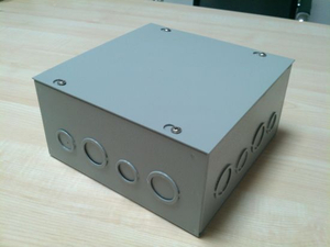 Screw Cover Enclosures Junction Box Eltra Box Galvanized Box