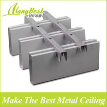 2018 Fashionable Baffle Metal Ceiling for Commercial Buildings