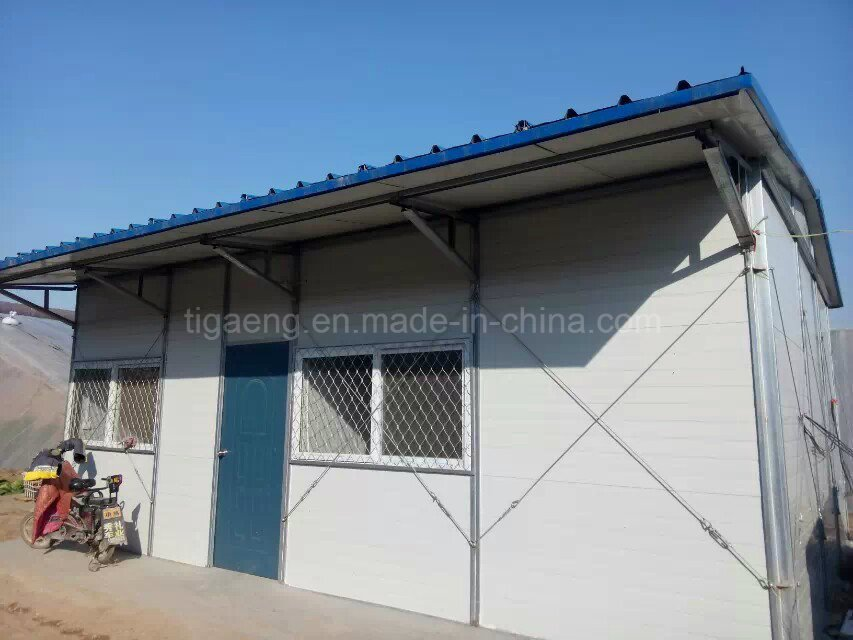 Fast Construction Steel Structure Design Prefabricated Store Movable House