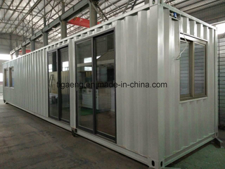 40hq Modified Shipping Container House for Camp with ISO Ce