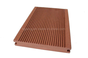 Composite Outdoor Flooring Planks/Wood Polymers WPC Decking Floor