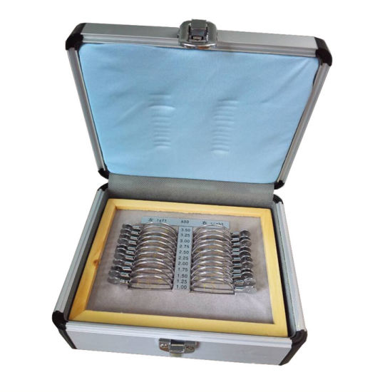Lj-22 China Optometry Equipment Progressive Trial Lens Set