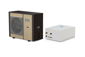 Residential DC Inverter heat pump 8KW