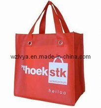 Nonwoven Bag, Fashion Shopper with Steel Eyelets (LYSP20)
