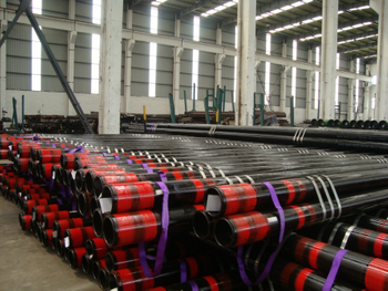 Seamless OCTG Casing Pipe