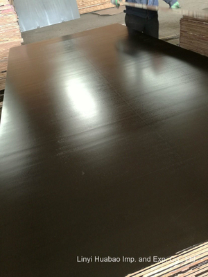 18mm Film Faced Plywood for Dubai Market