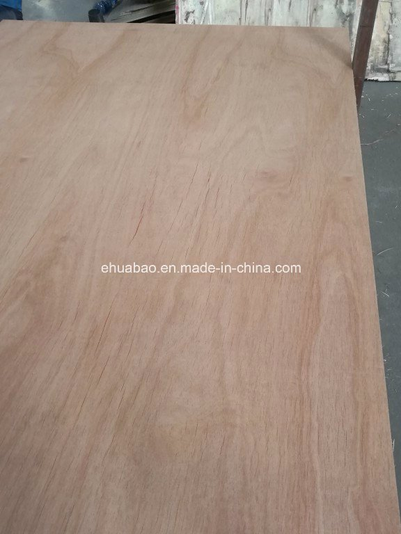 18mm Bintangor/Okoume/Red Pencil Ceder Commercial Plywood for Furniture or Decoration