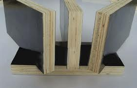 Hardwood Core Film Faced Plywood for Constructions 18*1220*2440