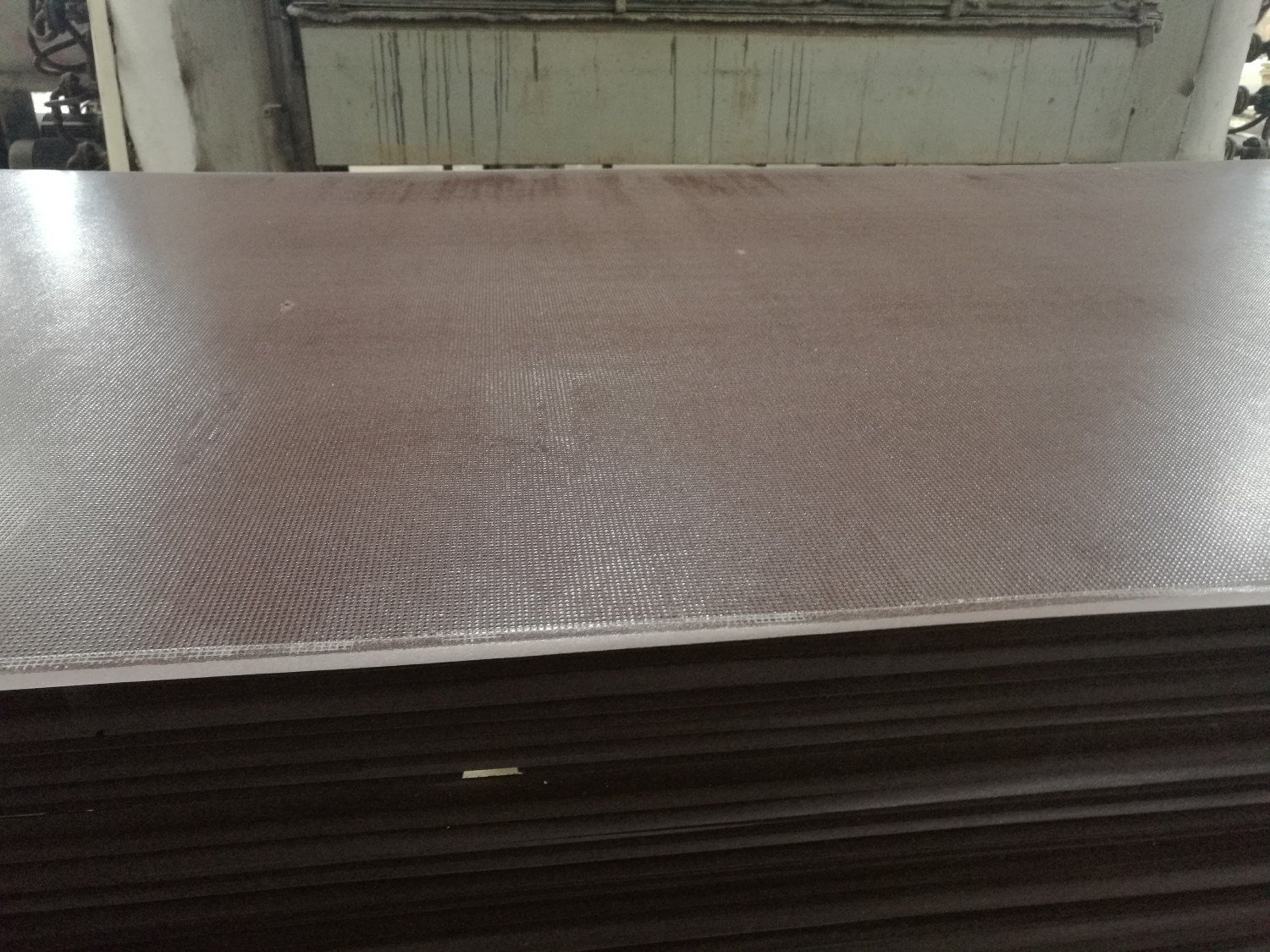 Shutteing Film Faced Plywood From Huabao for Concrete Formwork