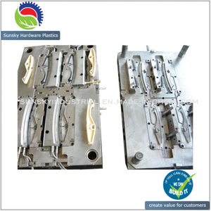 CNC Precision Plastic Injection Moulding / Molding for Auto Accessories (MD25023)