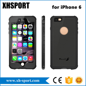 Waterproof Full Protections Enhanced TPU Case/Cover for iPhone 6