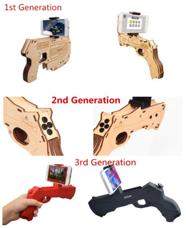 Different Designs Ar Gun Wholesale Distributor Ar Game Controller
