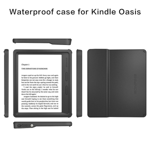 Waterproof Dirtproof Dropproof Case for Rpamko Kindle Oasis