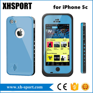 2017 Hot Sale Full Protection Waterproof Cell Phone Case for iPhone5 C