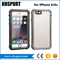 Transparent Waterproof Full Cover Accessories Mobile Phone Case for iPhone 6/6s