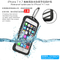 Waterproof Mobile Phone Accessories Spider Hard Case for iPhone 7 7plus Outdoor Sports