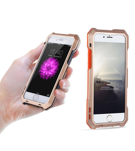 180 Degree Fish Eye Lens Drop-Proof Case for iPhone 6 Samsung S7 S7 Edge