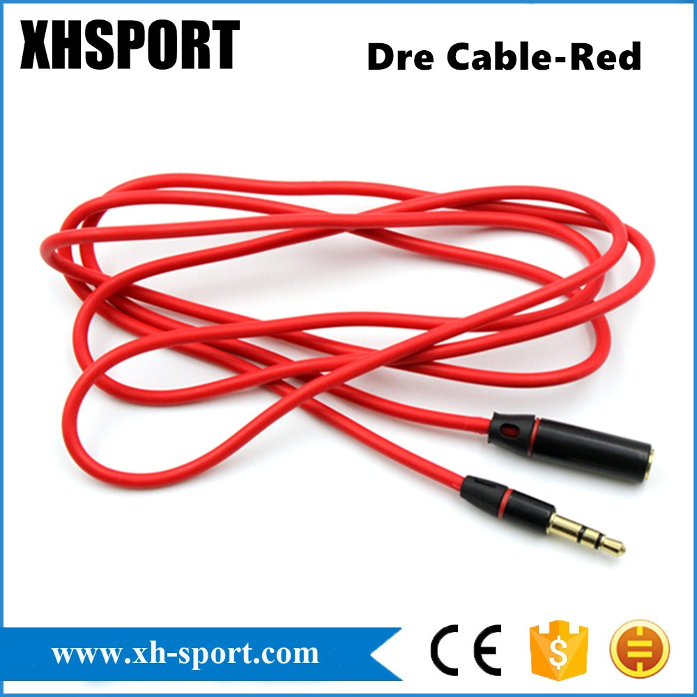 Aux Cord Mobile Phone Accessories Cable for Beats Male-Female