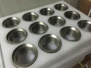 stainless steel bellows