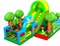 RB01021(7x6.5x5.5m) Inflatable butterfly slide, Inflatable funcity with Slide