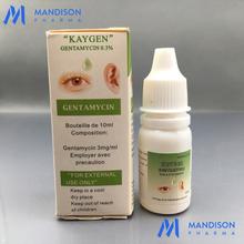 Gentamycin Ear & Eye Drops