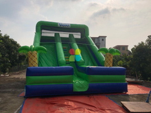 Inflatable Vaiana Water Slide